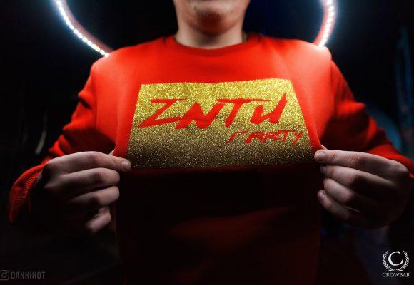 7.03 — ZNTU PARTY